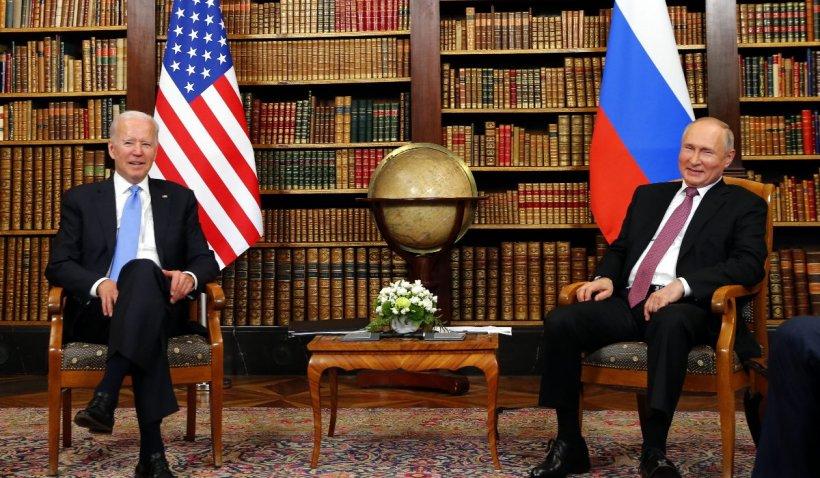 Cadourile oferite lui Putin, de către Joe Biden, în timpul întâlnirii de la Geneva. Ce a primit în schimb