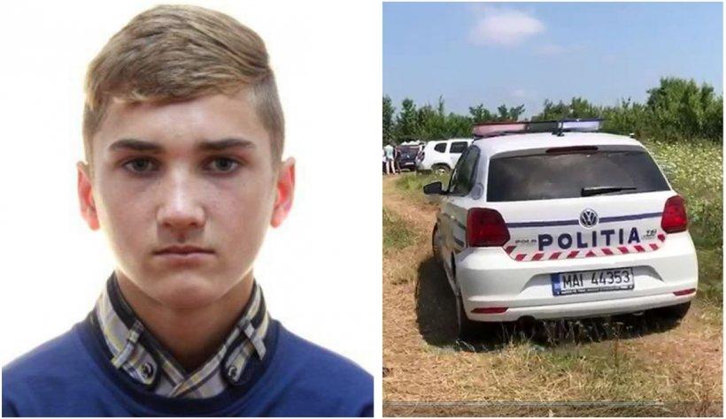 Băiatul din Şcheia, dispărut de două zile şi căutat de Poliţie, a fost găsit