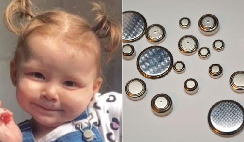 O fetiță de 2 ani a murit după ce a înghițit bateriile unei telecomenzi, în Anglia