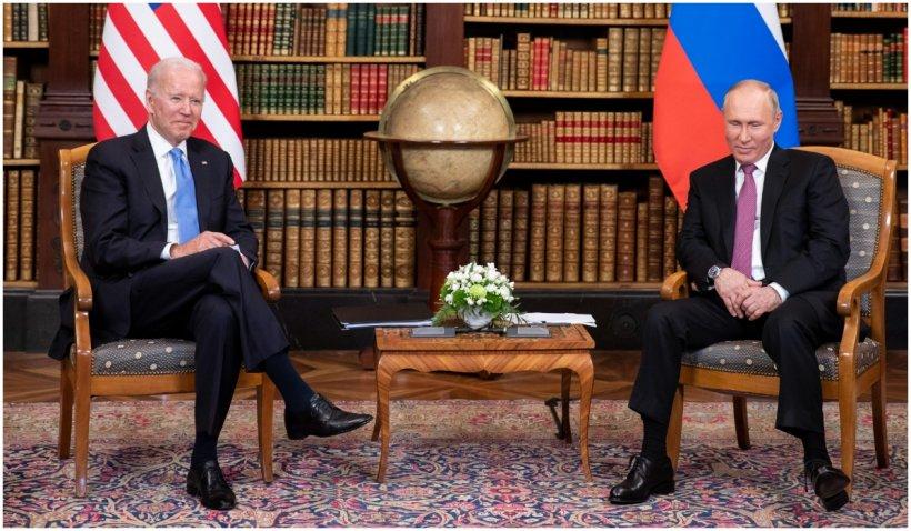 """Trump după summitul de la Geneva: """"Cred că a fost o zi bună pentru Rusia"""""""