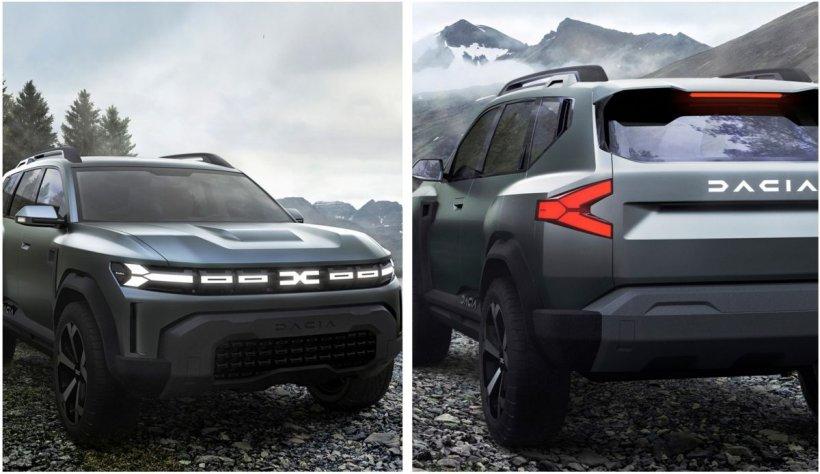 Dacia îşi schimbă logoul şi culoarea. Cum vor arăta noile maşini