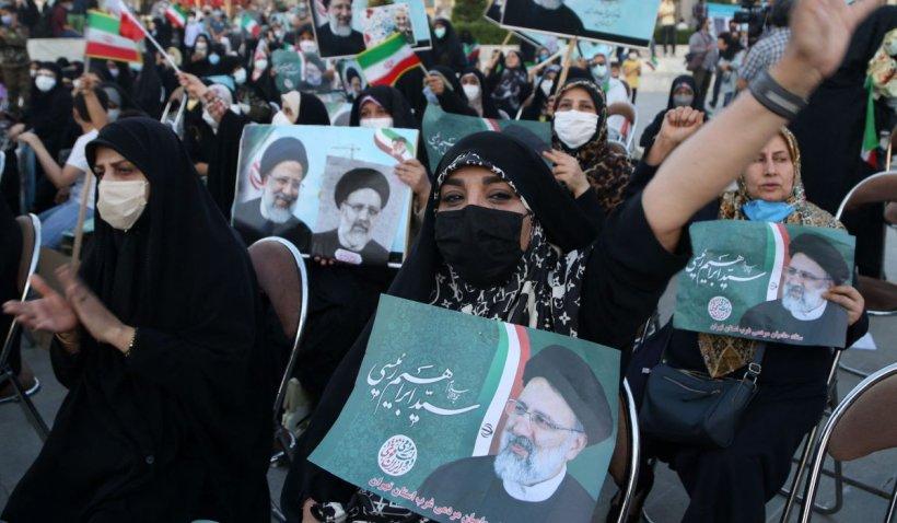 """Candidatul principal în alegerile prezidențiale din Iran: sancționat de SUA, bănuit de uciderea a mii de opozanți, numit de adversari """"ucigaș cu inima de piatră"""""""