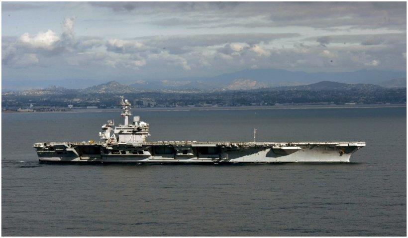 Pentagonul ia în calcul o grupare navală permanentă în Pacific, pentru a contracara prezența militară a Chinei