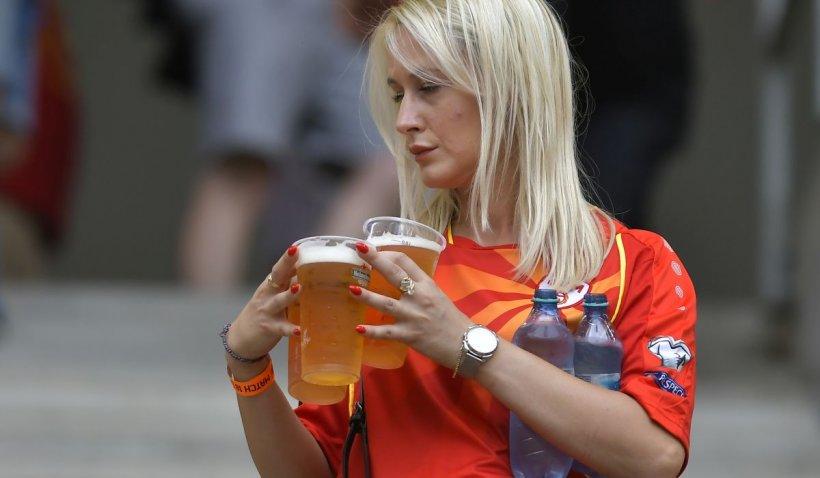 Cât costă apa, berea şi sandwich-ul la meciurile de pe Arena Națională, de la EURO 2020