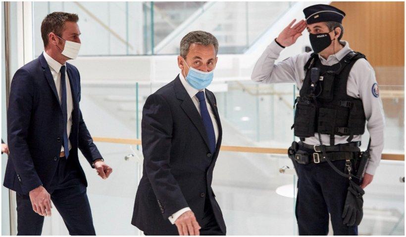 Procurorii cer închisoare cu executare pentru fostul preşedinte al Franţei, Nicolas Sarkozy