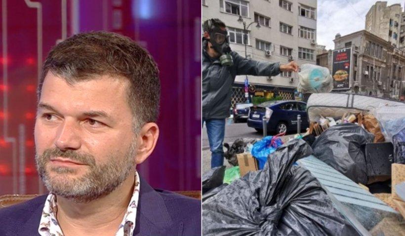 """Mii de tone de gunoaie, importate de mafioții români. Octavian Berceanu: """"PMB trebuia să fi făcut un plan acum 10 ani"""""""