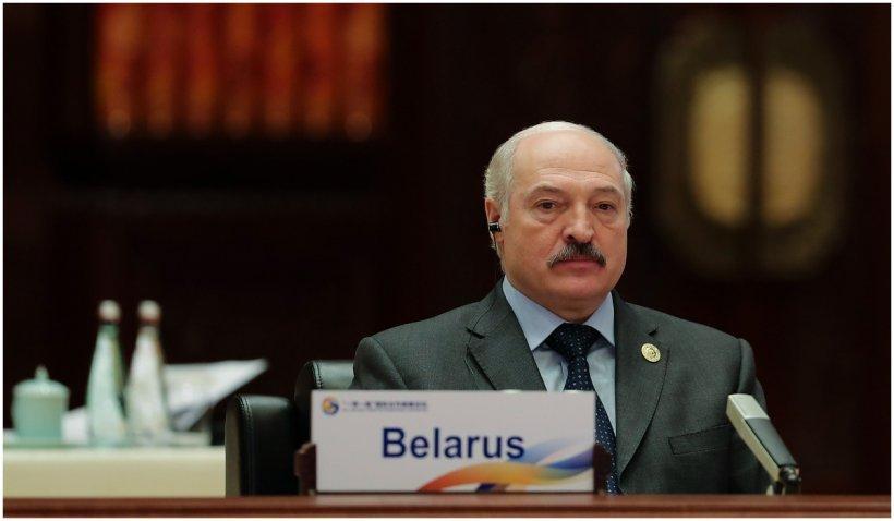 Ucraina cere anchetarea lui Lukaşenko, pentru cooperarea cu separatiștii din Lugansk