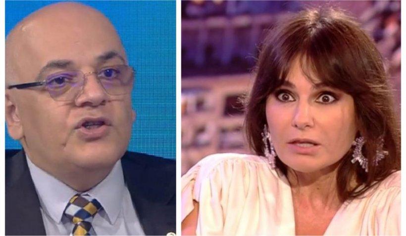 """Dana Budeanu îi dă replica lui Raed Arafat: """"Pe mine mă acuză de dezinformare? Vreau să mă facă de râs în faţa ţării"""""""