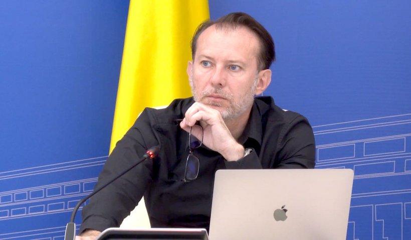 """Florin Cîțu, despre inundațiile din ultimele ore: """"Nu ne luăm concediu. Trebuie să ne pregătim pentru cele mai dificile situații"""""""