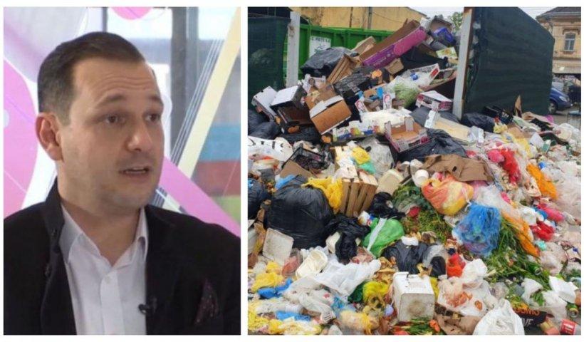 """Dr. Radu Țincu, despre criza gunoaielor şi şobolanilor: """"Sper să nu ajungem să declarăm urgență sanitară la București"""""""