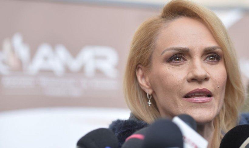 """Gabriela Firea, în lacrimi la TV: """"V-a amenințat Liviu Dragnea cu moartea? M-a amenințat"""""""