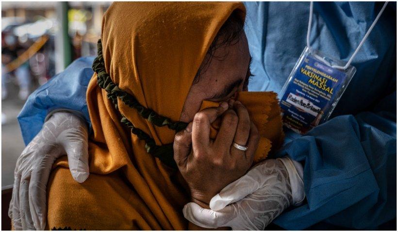 A fost depășit pragul de două milioane de cazuri de COVID-19 în Indonezia