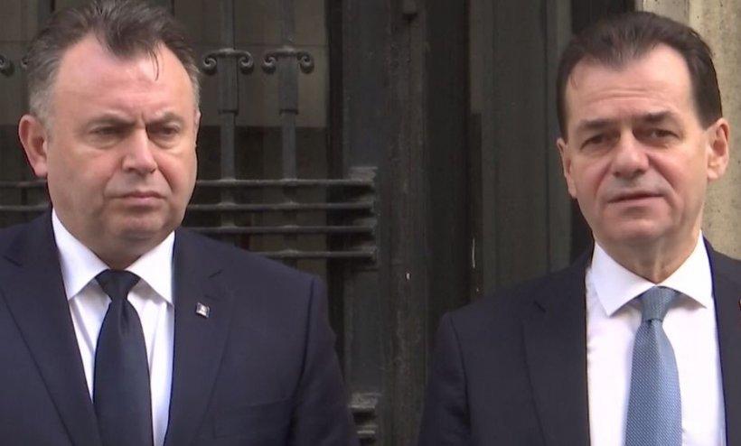 Scandal uriaș în PNL. Ludovic Orban l-a luat în colimator pe Nelu Tătaru