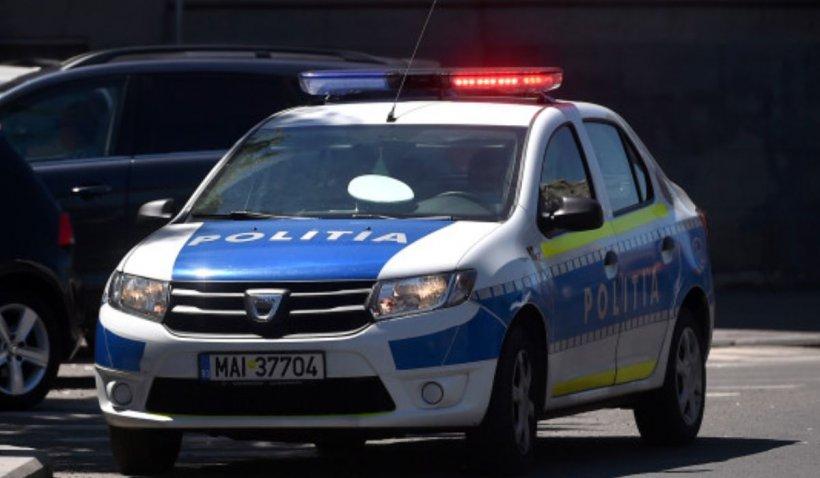 Șofer beat, prins cu droguri în mașină. Poliția l-a prins cu greu, după o cursă pe străzile din Buzău