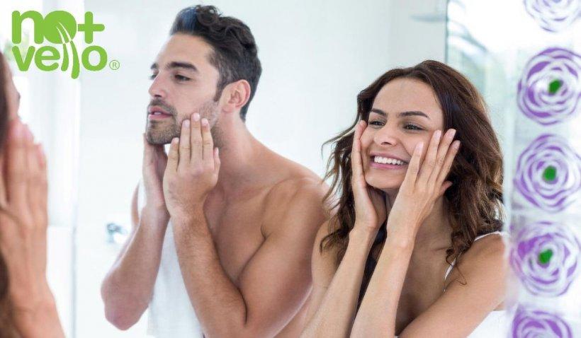 Curatarea faciala: Secretul unui ten frumos