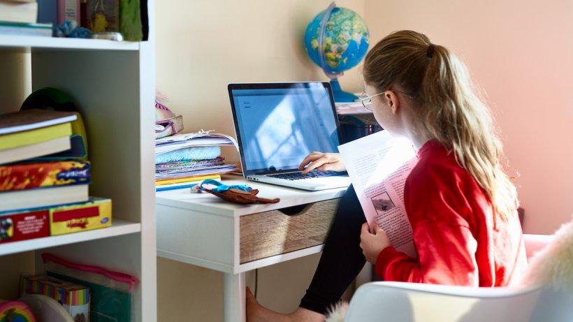 Învăţământul online, acelaşi efect asupra elevilor ca vacanţa de vară, ei nu au progresat