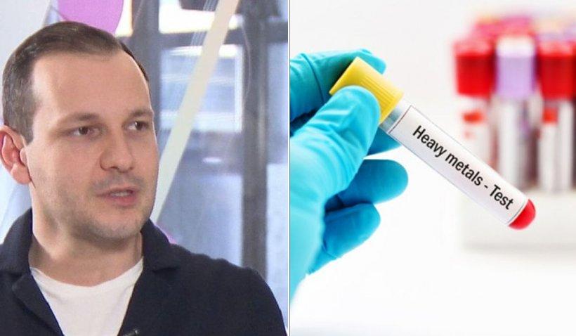 Medicul Radu Ţincu, despre riscul intoxicaţiei cu mercurul ajuns în ape după topirea gheţarilor