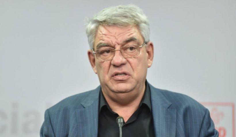 Mihai Tudose: Până nu iese lumea cu ghioaga la ei, nu pleacă