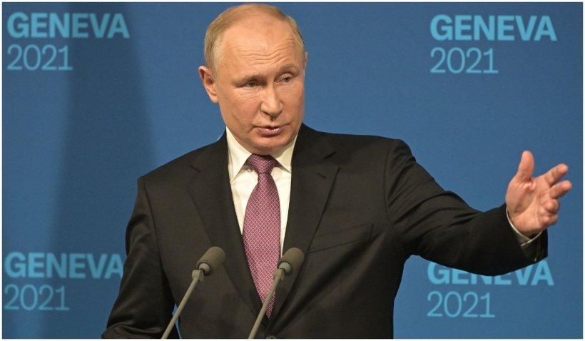 """Putin dorește o alianță cu Europa pentru """"prosperitatea întregii lumi"""""""