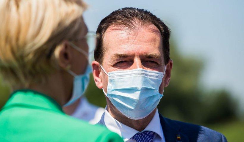 Schimb de replici dure între Ludovic Orban și Raluca Turcan. Stenogramele unei ședințe PNL tensionate