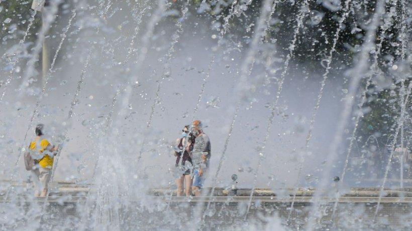 România lovită de un val de aer fierbinte, din Africa: Temperaturi de 40 de grade