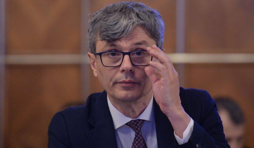 Virgil Popescu: Gazul natural din Marea Neagră va fi scos, probabil la sfârşitul lui 2025-2026