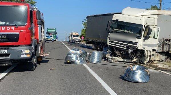 Doi adulți și un copil au murit în urma unui accident rutier pe DN1 E60 între localitățile Morlaca – Hodiș