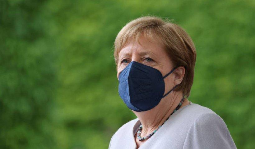 Angela Merkel s-a dezis de vaccinul AstraZeneca și a făcut rapelul cu un ser diferit