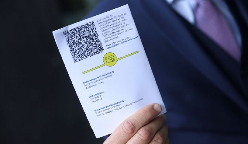 Certificatul Covid este emis în 17 țări ale Uniunii Europene. România, încă nepregătită din punct de vedere tehnic