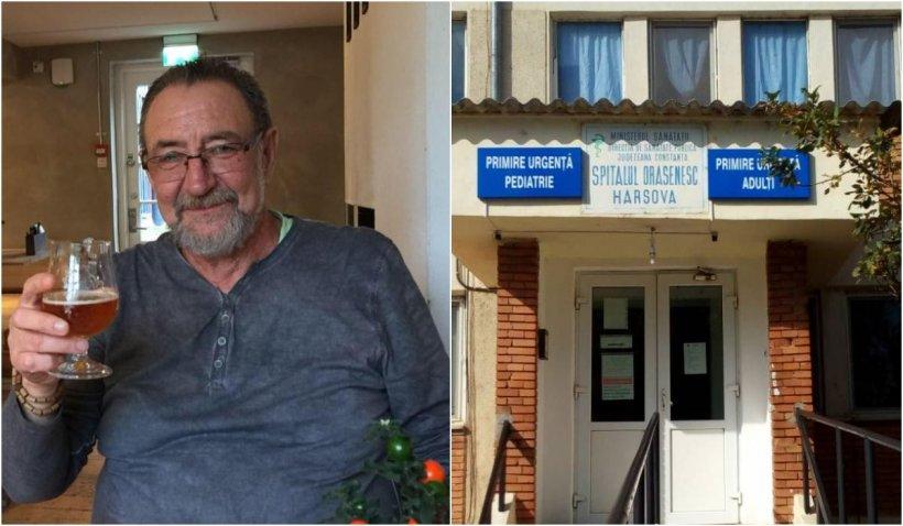Fostul director medical al Spitalului din Hârșova, găsit mort în casă. Medicul, descoperit fără suflare de un vecin