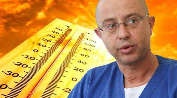 Dr. Tudor Ciuhodaru, ghid de supravieţuire pe caniculă la birou, acasă sau pe stradă