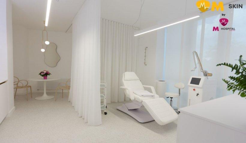 M Skin by M Hospital- servicii de înfrumusețare de lux în București
