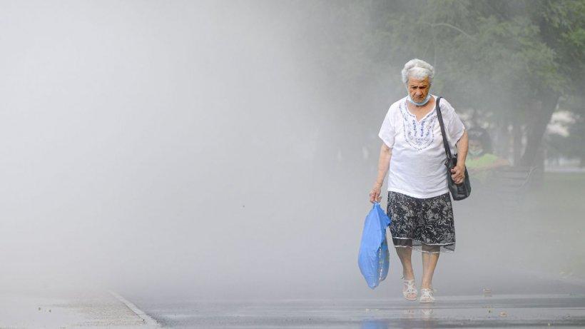 Măsuri în caniculă. Ministerul Sănătății, recomandări pentru căldura excesivă. Ce se întâmplă cu persoanele căzute în stradă