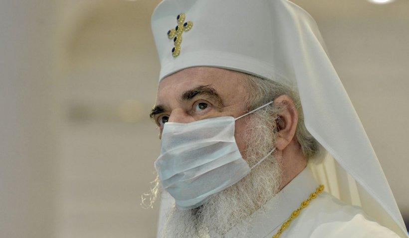 Patriarhul Daniel nu s-a vaccinat, după jumătate de an de la debutul campaniei de imunizare anti-COVID