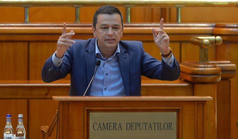 """PSD a depus moțiunea de cenzură împotriva Guvernului. Grindeanu: """"Să trimitem în istorie acest premier arogant"""""""