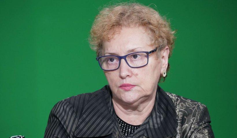 Renate Weber, prima reacție după ce Comisia de la Veneția a cerut explicații: Este un atac fără precedent la adresa mea