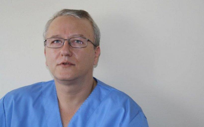 Dr. Răzvan Constantinescu, primul medic sancționat că a negat pandemia COVID-19