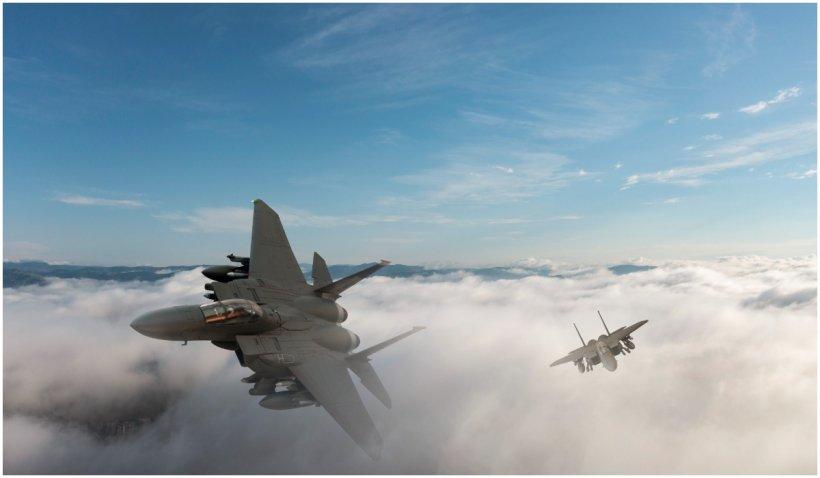 Germania a trimis două avioane de luptă în România pentru a se alătura forțelor britanice în apărarea spațiului aerian al NATO la Marea Neagră