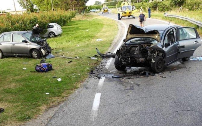 Un român, în stare extrem de gravă în urma unui accident teribil produs în Italia