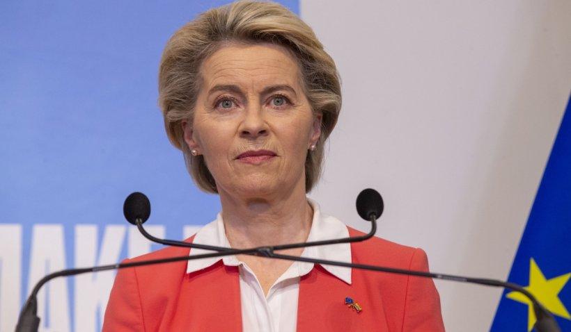 Ursula von der Leyen cere accelerarea vaccinării în UE. În unele țări, numărul de infectări cu COVID-19 a început din nou să crească
