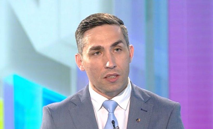 Valeriu Gheorghiţă: Există motive de îngrijorare legate de tulpina Delta. Se răspândeşte cu precădere în rândul tinerilor nevaccinați