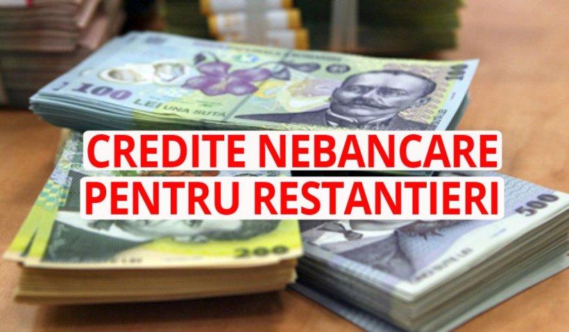 Care sunt acele bănci care acordă credit restanțierilor