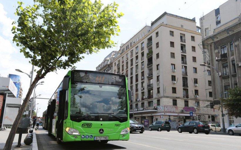 Linii de transport în comun, modificate în București. Rutele care se schimbă din weekendul 26-27 iunie