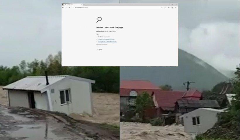 România are o aplicaţie anti-inundaţie în valoare de 47 de milioane de euro ce nu poate fi folosită