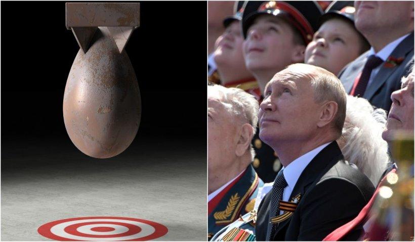 """Rusia aduce noi amenințări. """"Ne rezervăm dreptul de a utiliza armele nucleare"""", avertizează armata Kremlinului"""