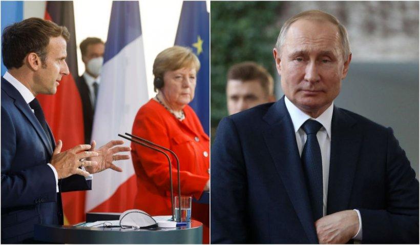 Liderii Uniunii Europene vor un dialog cu Rusia, dar nu summit cu Putin