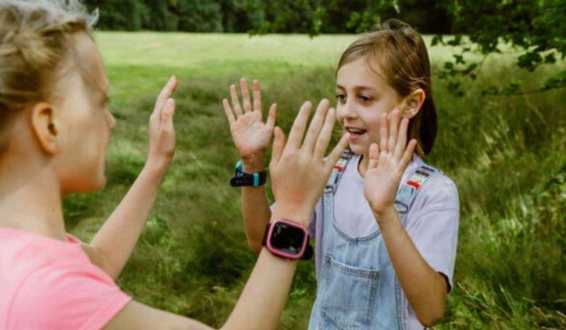 Cadoul perfect la încheierea școlii: smartwatch pentru copii