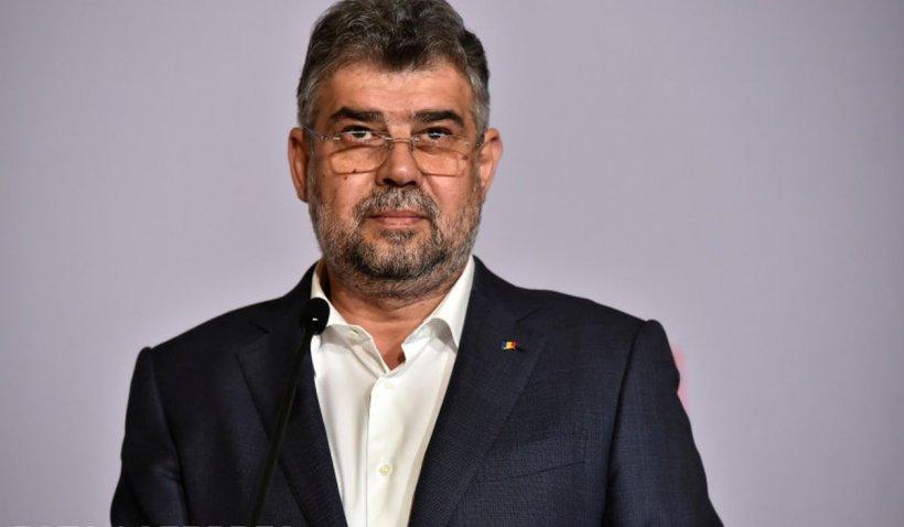 Ciolacu se bazează pe Orban pentru demiterea guvernului Cîţu