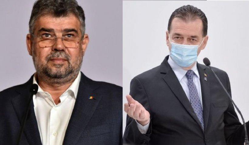 """Marcel Ciolacu, mesaj pentru Orban: """"17 e mai mare decât 16, să termine dracului cu porcăriile lui"""""""