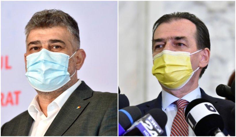 """Marcel Ciolacu: """"În locul lui Orban aş face un gest de patriotism. Moţiunea mai are nevoie de 18 voturi"""""""